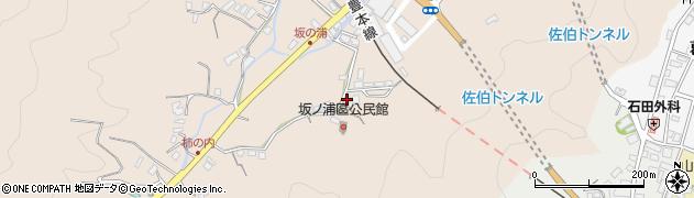 大分県佐伯市鶴望4484周辺の地図