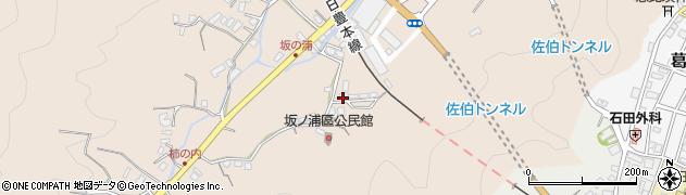 大分県佐伯市鶴望4476周辺の地図