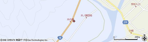 大分県佐伯市弥生大字井崎1542周辺の地図