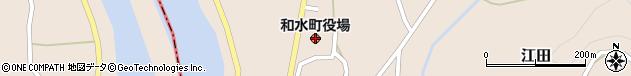 熊本県玉名郡和水町周辺の地図