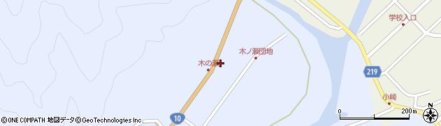 大分県佐伯市弥生大字井崎1854周辺の地図