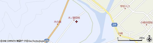 大分県佐伯市弥生大字井崎1819周辺の地図