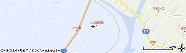 大分県佐伯市弥生大字井崎1812周辺の地図