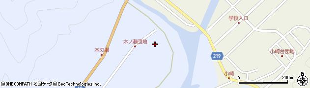 大分県佐伯市弥生大字井崎1765周辺の地図