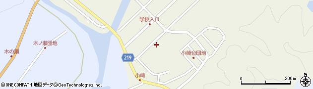 大分県佐伯市弥生大字大坂本386周辺の地図
