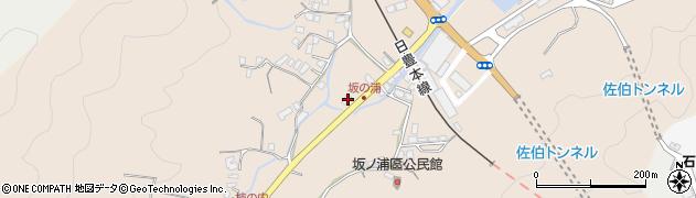 大分県佐伯市鶴望4605周辺の地図