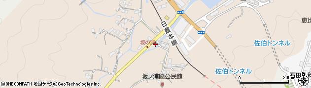大分県佐伯市鶴望4601周辺の地図
