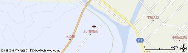 大分県佐伯市弥生大字井崎1798周辺の地図