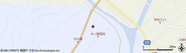 大分県佐伯市弥生大字井崎1830周辺の地図