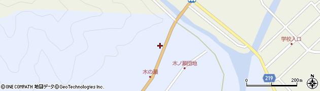 大分県佐伯市弥生大字井崎1868周辺の地図