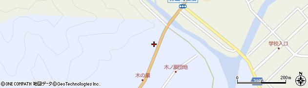 大分県佐伯市弥生大字井崎1844周辺の地図