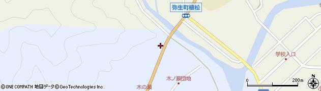 大分県佐伯市弥生大字井崎1869周辺の地図