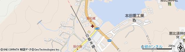 大分県佐伯市鶴望4954周辺の地図