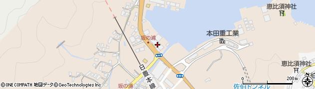 大分県佐伯市鶴望4930周辺の地図