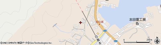 大分県佐伯市鶴望4712周辺の地図