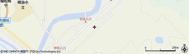 大分県佐伯市弥生大字大坂本468周辺の地図