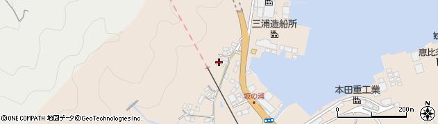 大分県佐伯市鶴望4766周辺の地図