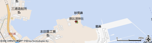 大分県佐伯市鶴望5030周辺の地図
