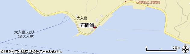 大分県佐伯市石間浦535周辺の地図