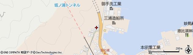 大分県佐伯市鶴望4926周辺の地図