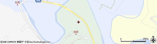 大分県竹田市下志土知247周辺の地図