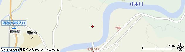 大分県佐伯市弥生大字大坂本663周辺の地図