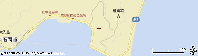 大分県佐伯市石間浦175周辺の地図