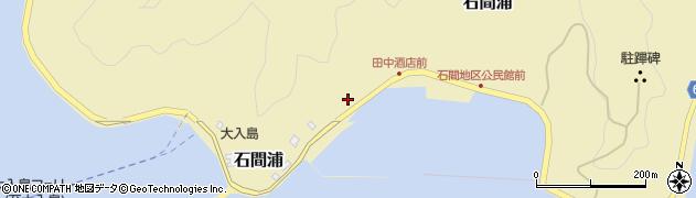 大分県佐伯市石間浦496周辺の地図
