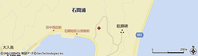 大分県佐伯市石間浦229周辺の地図