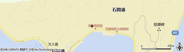 大分県佐伯市石間浦475周辺の地図
