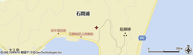 大分県佐伯市石間浦220周辺の地図