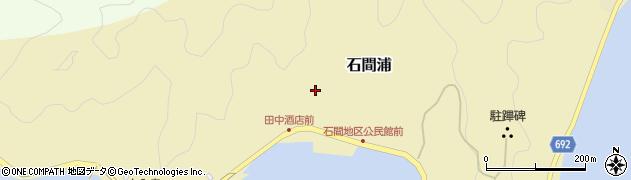 大分県佐伯市石間浦456周辺の地図