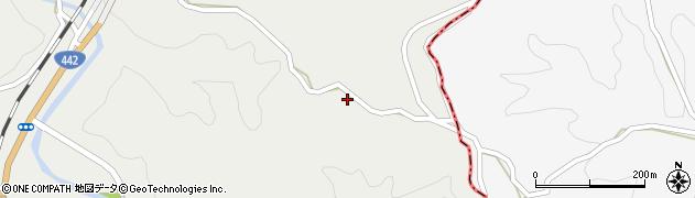大分県竹田市挟田2153周辺の地図