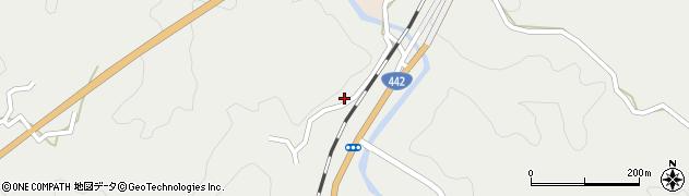大分県竹田市挟田1487周辺の地図