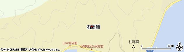 大分県佐伯市石間浦415周辺の地図