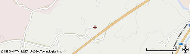大分県竹田市挟田1241周辺の地図