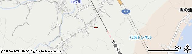 大分県佐伯市海崎336周辺の地図