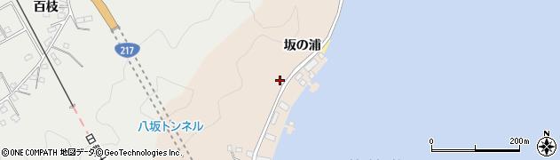 大分県佐伯市鶴望4382周辺の地図