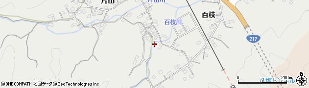 大分県佐伯市海崎772周辺の地図