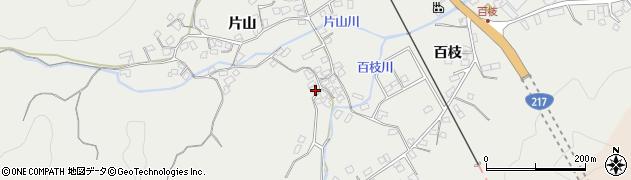 大分県佐伯市海崎905周辺の地図