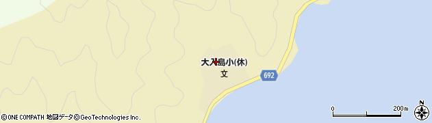 大分県佐伯市石間浦1100周辺の地図