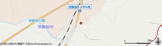 大分県竹田市挟田2301-2周辺の地図