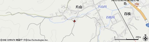 大分県佐伯市海崎974周辺の地図