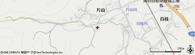 大分県佐伯市海崎975周辺の地図