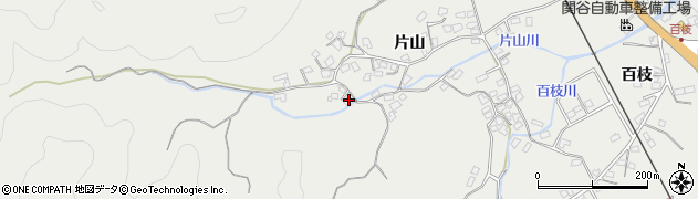 大分県佐伯市海崎1093周辺の地図