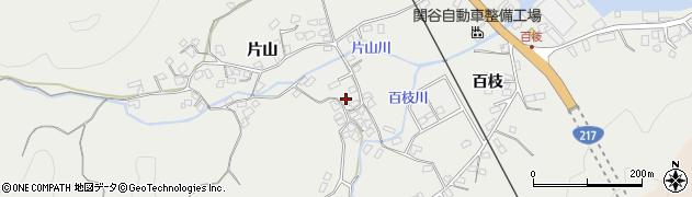 大分県佐伯市海崎1012周辺の地図