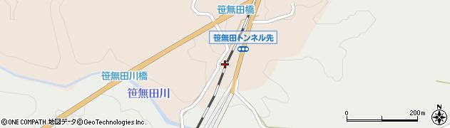 大分県竹田市三宅1863周辺の地図