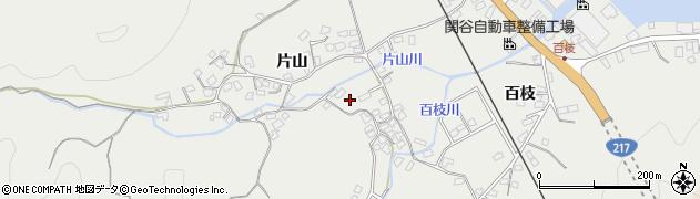 大分県佐伯市海崎1005周辺の地図