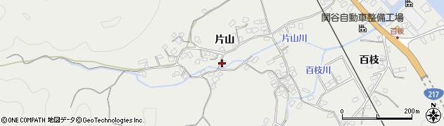 大分県佐伯市海崎1035周辺の地図