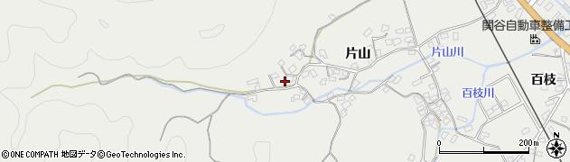 大分県佐伯市海崎1103周辺の地図